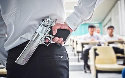 如何在枪击事件中逃生(课程一)
